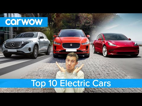 Tesla Model 3 hailed as 'best electric car you can buy' in noted reviewer's Top 10 list