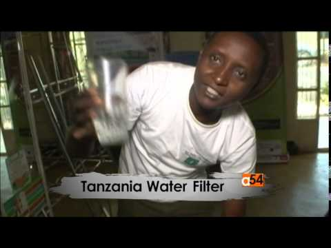 Health Update and Tanzania Water Filter