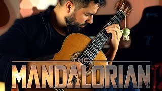 STAR WARS: The Mandalorian - Main Theme Classical Guitar Cover (Beyond The Guitar)