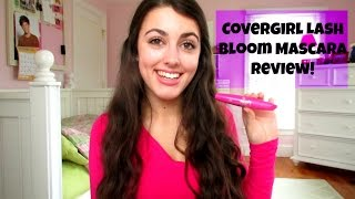 Covergirl Lash Bloom Mascara Review+Demo! Thumbnail