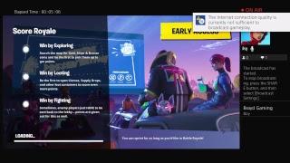 Fortnite Stream Getting Max Drift+Rook Unlocked!