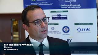 2018 8th Annual Capital Link CSR Forum - Mr. Kyriakou Interview