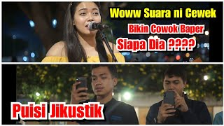 Gambar cover COWOK DENGER SUARANYA AUTO BAPER - PUISI JIKUSTIK VERSI LIA CHANNEL