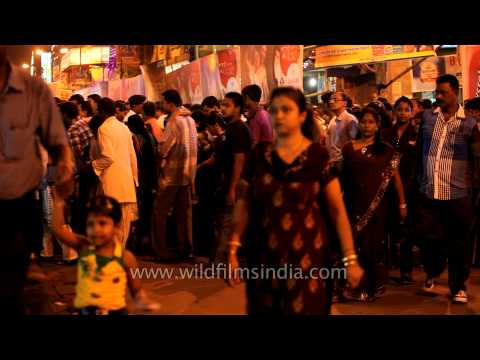 Carnival de Bengal: Durga Puja Celebrations in Kolkata