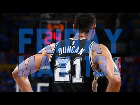 NBA Daily Show: May 13 - The Starters