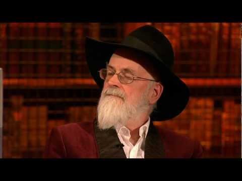 Terry Pratchett: Shaking Hands With Death