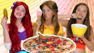 Princess Silly Pizza Song | SillyPop