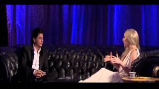 Shahrukh Khan & Lady Gaga