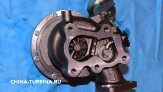 Турбина Евро 4 BAW  Fenix E4 3346, 33462 бав феникс B1118010-26E турбокомпрессор