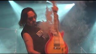Ace Frehley - Shock Me - live HD @ Melkweg Amsterdam, Holland, 9 June 2015