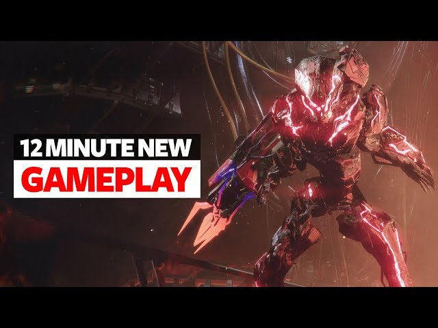 The Surge 2 PS4 Gameplay - The Surge 2 First 12 Minute Gameplay (PS4)