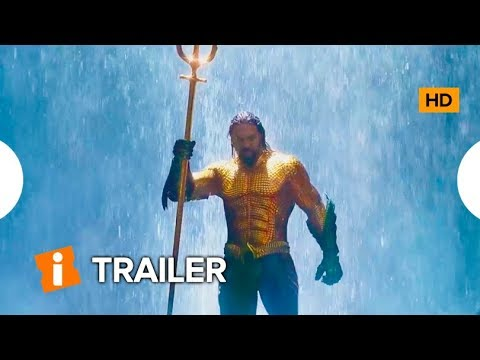 Play Aquaman | Trailer 2 Estendido Legendado