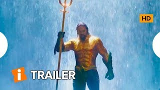 Aquaman | Trailer 2 Estendido Legendado