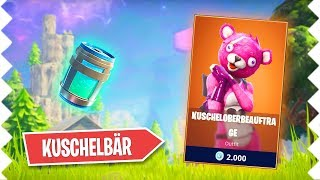 KUSCHELN in Fortnite Battle Royale (English/new skin/character) | WeissStudio