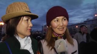 Салют Победы в Якутске 2017