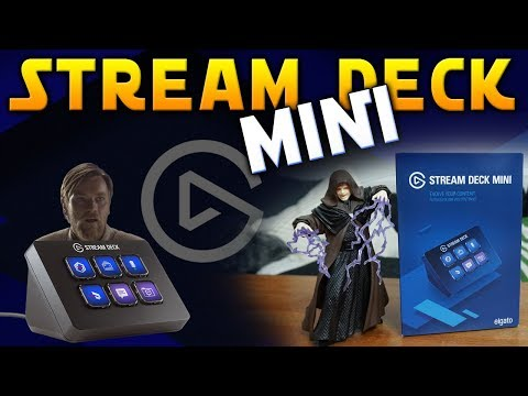 THE MINI MEME DECK - Elgato Stream Deck Mini Review