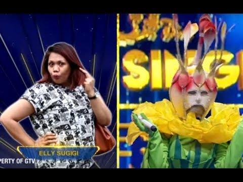 Bawain 'Teman Tapi Mesra' Dibalik Topeng Kembang Desa, Elly Sugigi? | The Mask Singer S2 Eps.1 (1/6)