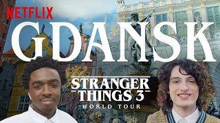 Stranger Things 3 World Tour | Gdansk | Episode 4