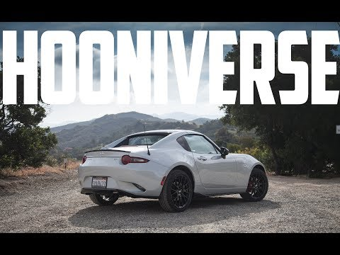 The Mazda MX-5 RF: A Miata for people who hate convertibles