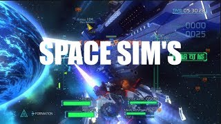 The Forgotten Genre - Space Combat Simulators