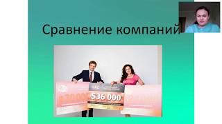 Сравнение маркетинг планов компаний Oriflame, Avon, NL, Faberlic