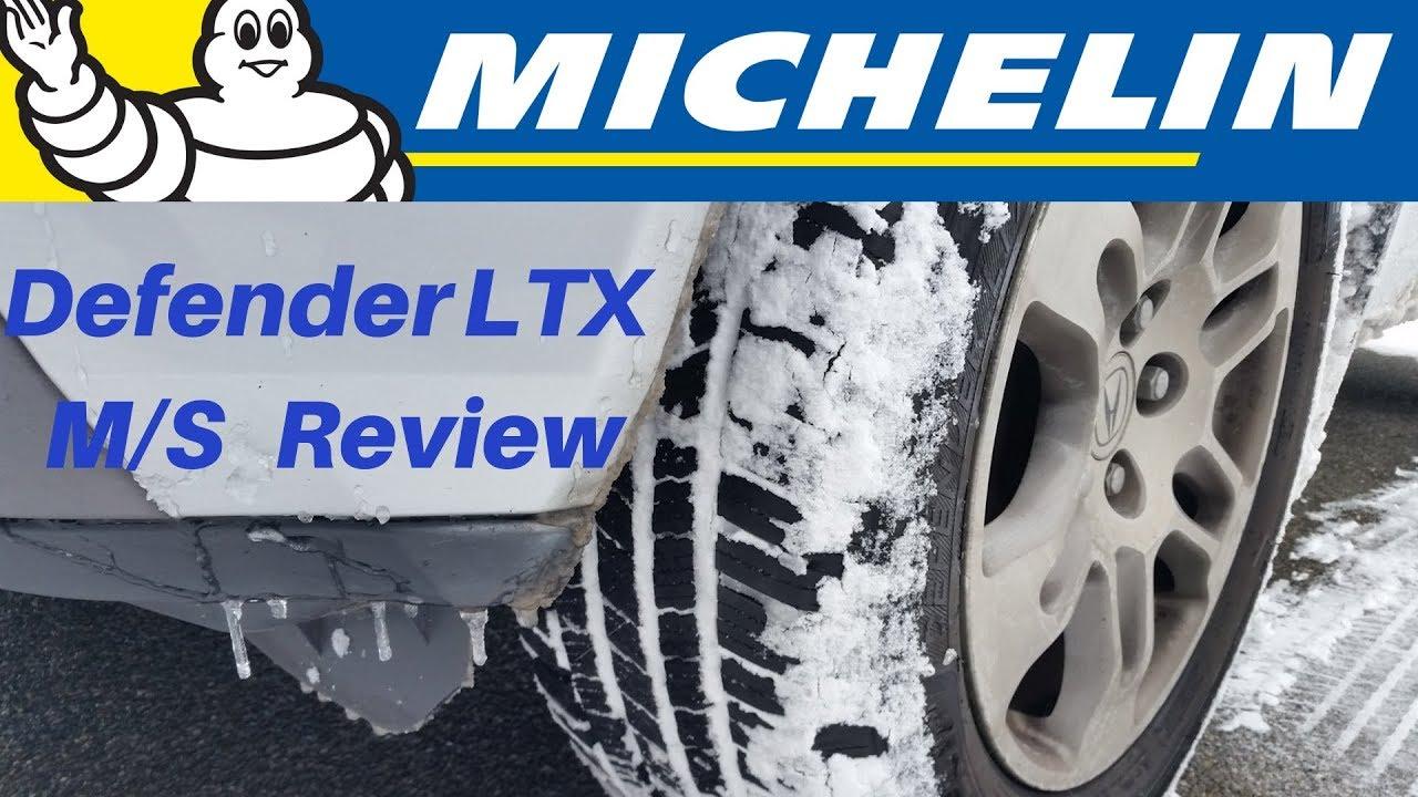 michelin defender ltx m s review 2021