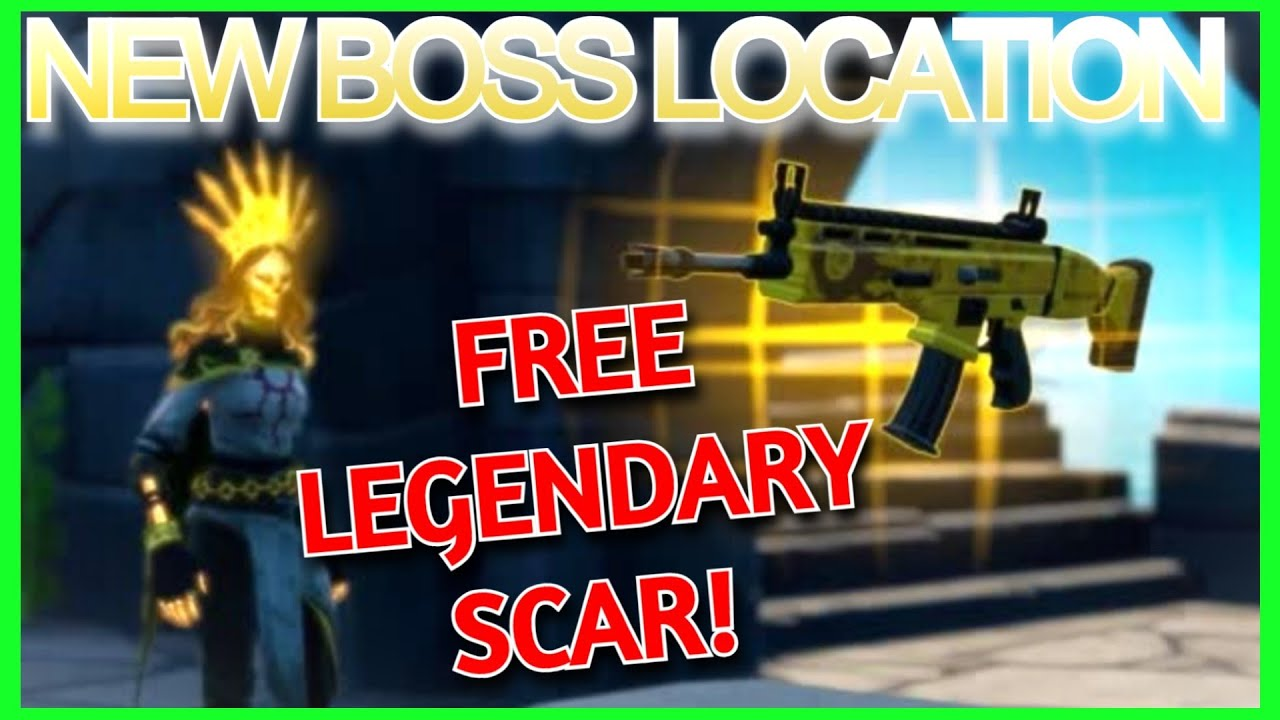 NEW BOSS ORELIA LOCATION FORTNITE UPDATE 1640 NEW POI WITH NEW FREE SCAR