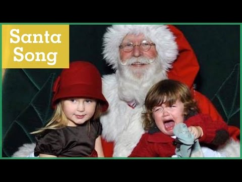 Santa Song | Nickelback Parody | The Holderness Family