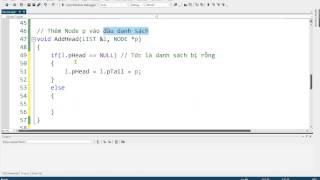 Download Video Lập Trình C/C++ - Danh Sách Liên Kết Đơn [2/4] MP3 3GP MP4