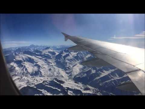 Flight Report | Airbus A319 LATAM Airlines LA 934 Santiago (SCL) - Mendoza (MDZ)