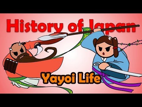 The Yayoi Period, an Age of Spirits and War | History of Japan 5