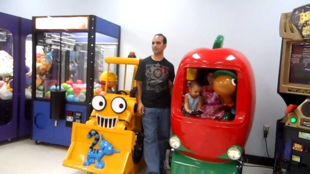 wal mart arcade