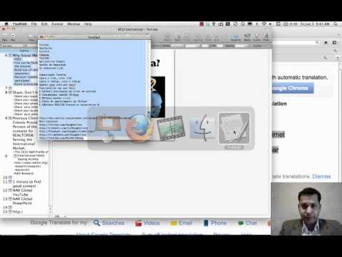 how to change the language on a powerpoint presentation utube