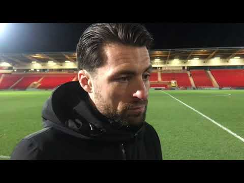 PRESS CONFERENCE: Russell Martin's Doncaster Rovers Reaction