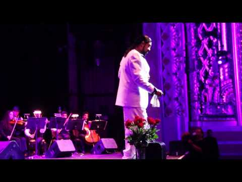 The Barry White Tribute Concert