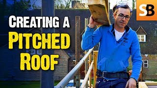How to Build a Pitched Roof - Carpentry Training