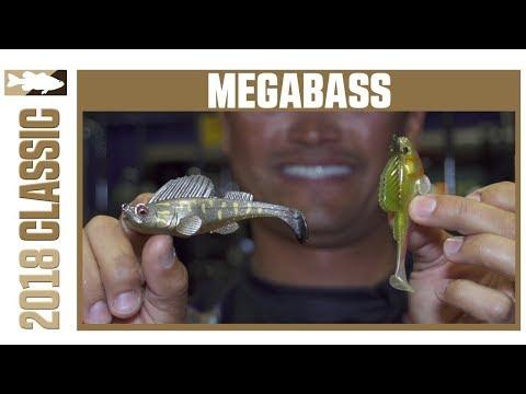 Megabass Dark Sleeper Swimbaits With Chris Zaldain