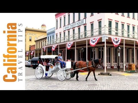 Old Sacramento - Things to Do in Sacramento
