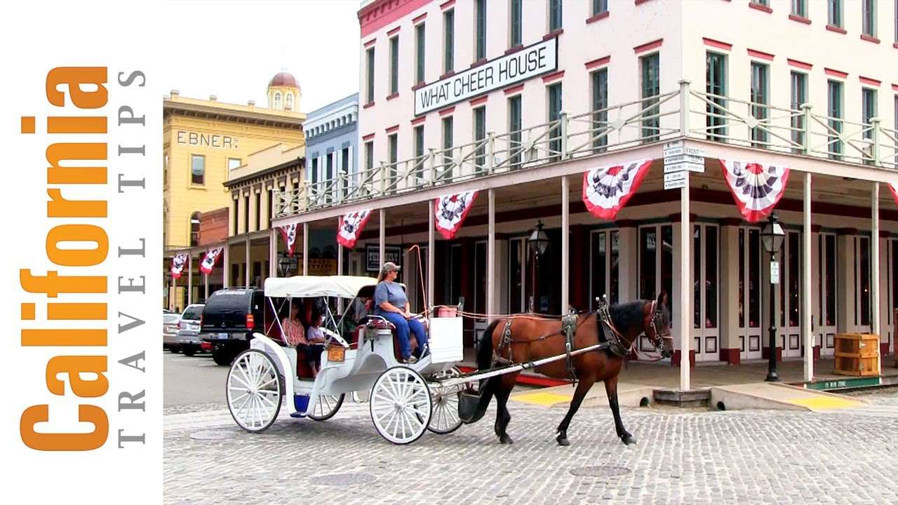 Old Sacramento Things To Do In