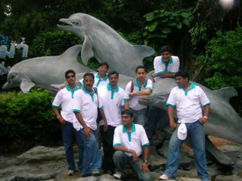 Bangkok trip of Panacea biotec team