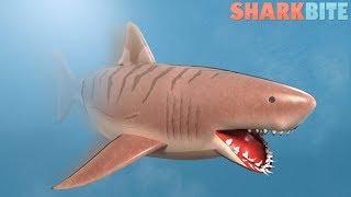 Roblox Shark Bite Part 1. (New Update!)