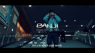 YouTube動画:BANJI / where mi come from (HOWEVER RIDDIM) MV