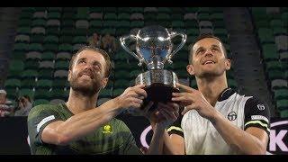 AO 2018 Men's Doubles Final Men's Doubles Championship