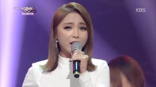 [HIT] 뮤직뱅크-홍진영(Hong Jin Young) - 산다는 건(Cheer Up).20141031