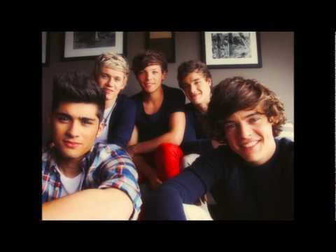 one direction chasing cars