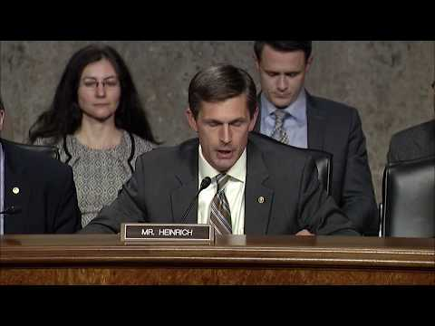 Heinrich Highlights Importance Of New Mexico Department Of Energy Facilities Like WIPP