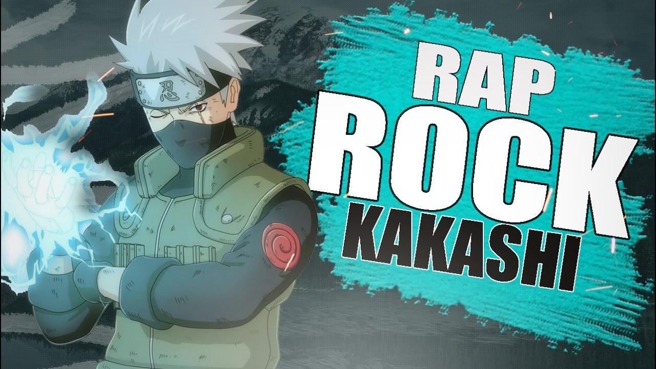 RAP DE KAKASHI (NARUTO) | DOBLECERO COVER (Versión RAP ...