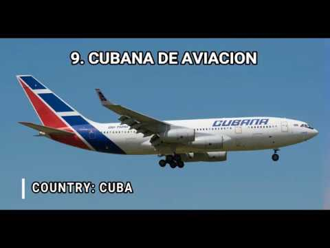 The TOP 10 Best Airlines of Central America/ Caribbean as of 2017