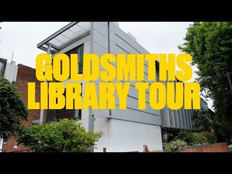 Goldsmiths Library Tour
