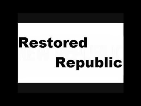 Restored Republic via a GCR as of June 11 2017